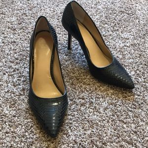 Gorgeous pair of Ann Taylor pointed pumps